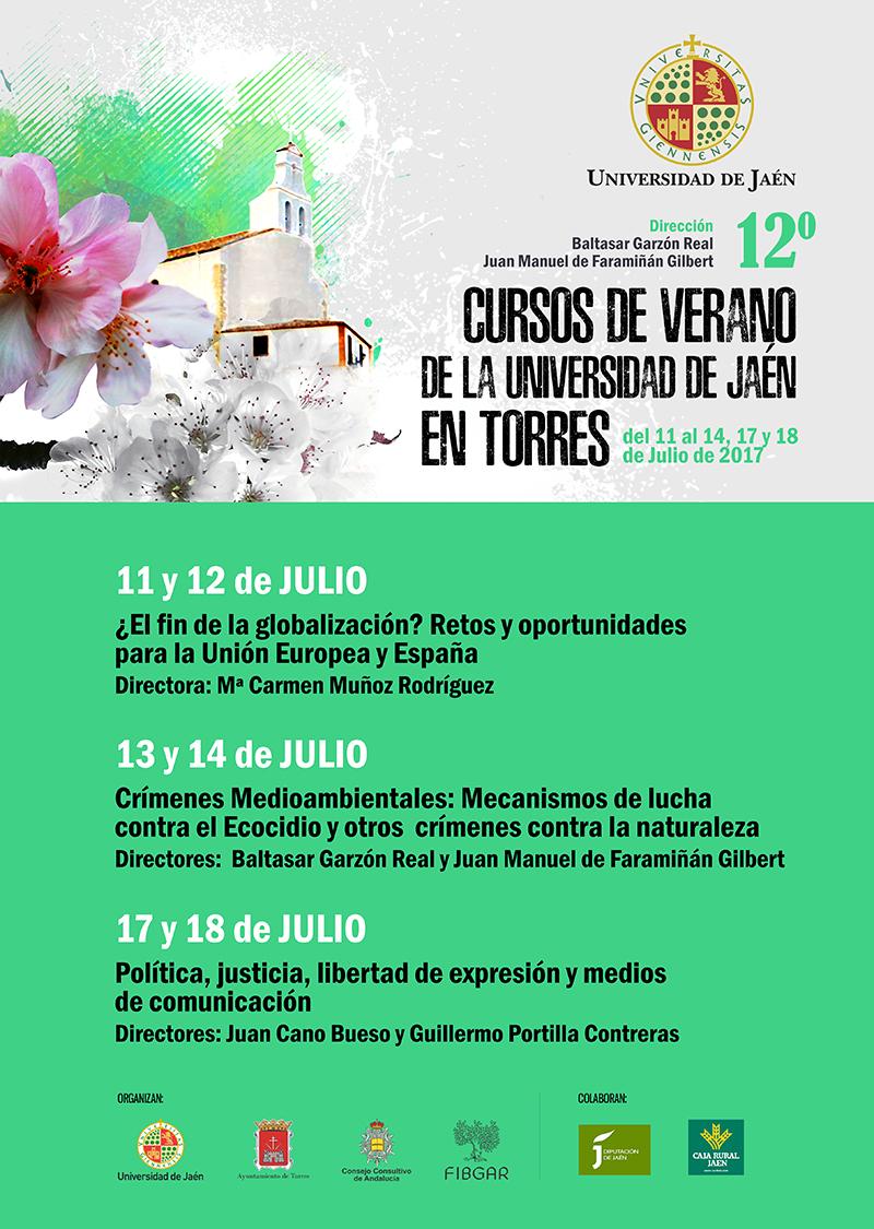 Cartel Curso Torres 2017
