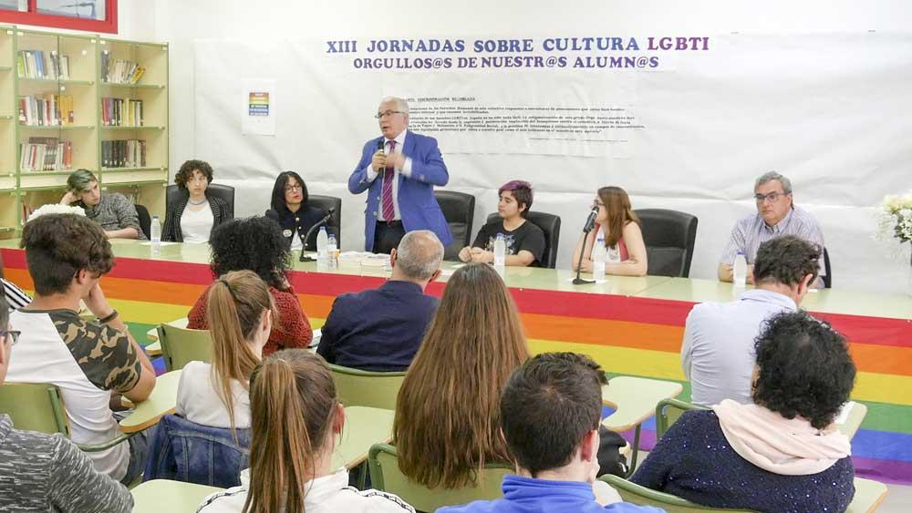 Jornadas por la Diversidad del Instituto Duque de Rivas 2018