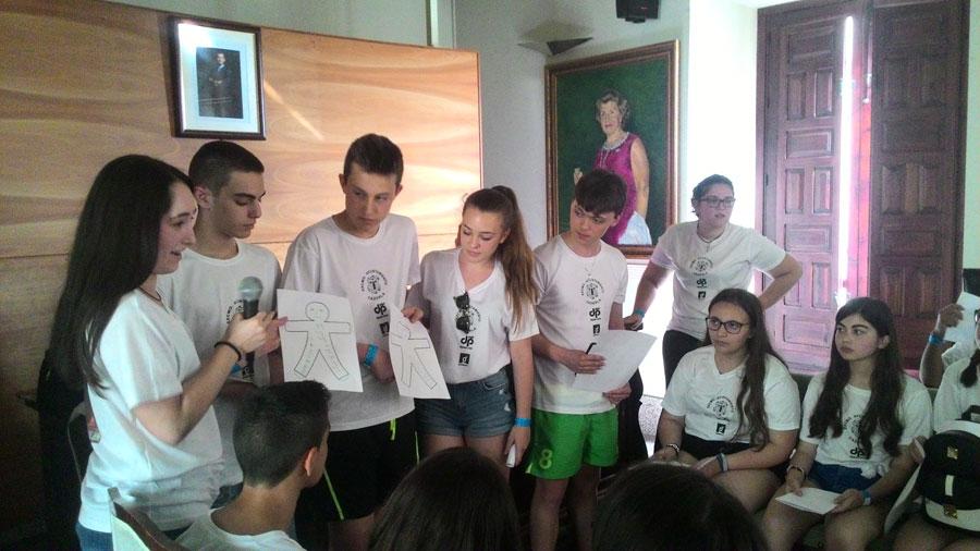 Arrancan las V Jornadas Y tú, ¿qué sabes de Derechos Humanos? en Cazorla